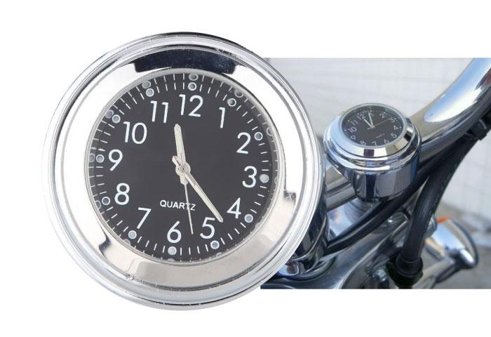 バイク 時計 アナログ