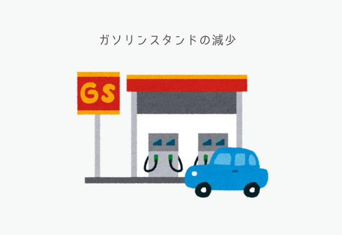 バイク業界 今後 ガソリンスタンド