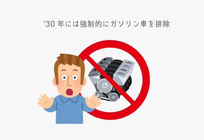 バイク業界 ガソリン車 禁止