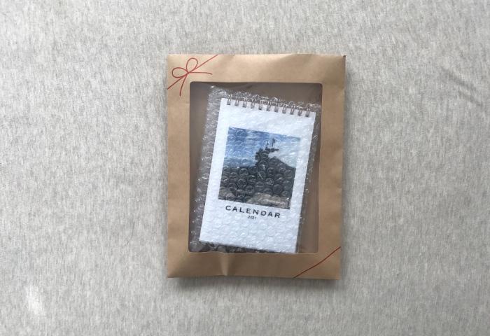 オリジナルカレンダー 富士フィルム ギフト
