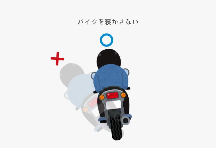 バイク 雨 運転