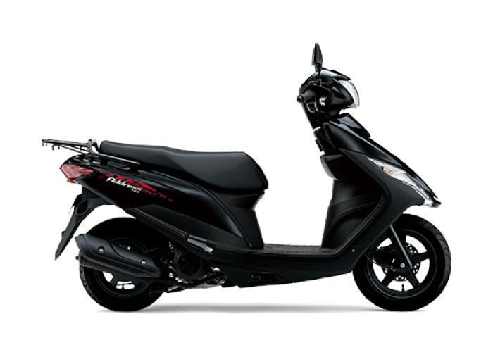 125cc バイク アドレス125