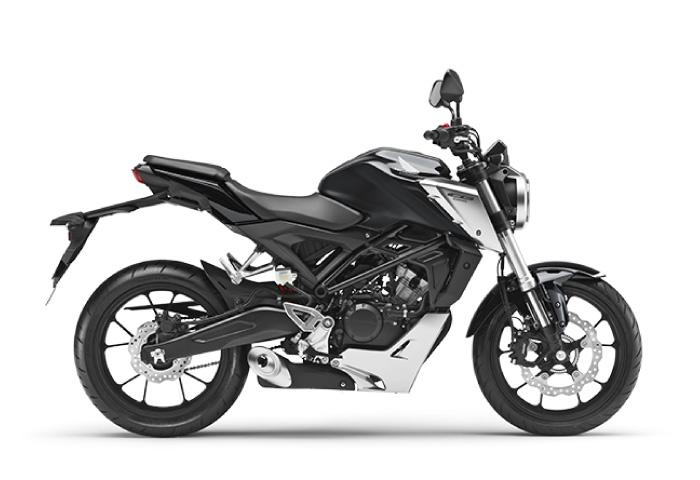 125cc バイク CB125R