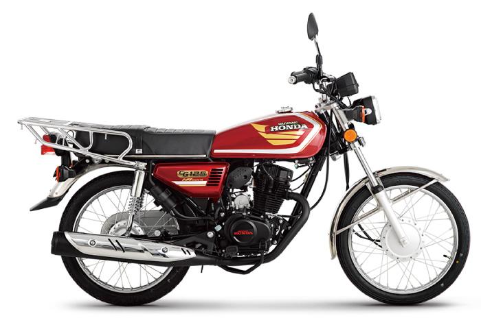 125cc バイク cg125