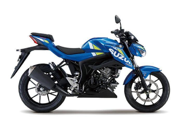 125cc バイク GSX