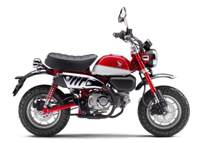 125cc バイク モンキー