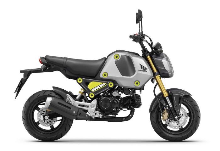 125cc バイク グロム 新型
