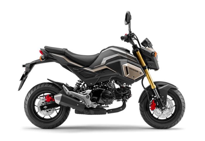 125cc バイク グロム