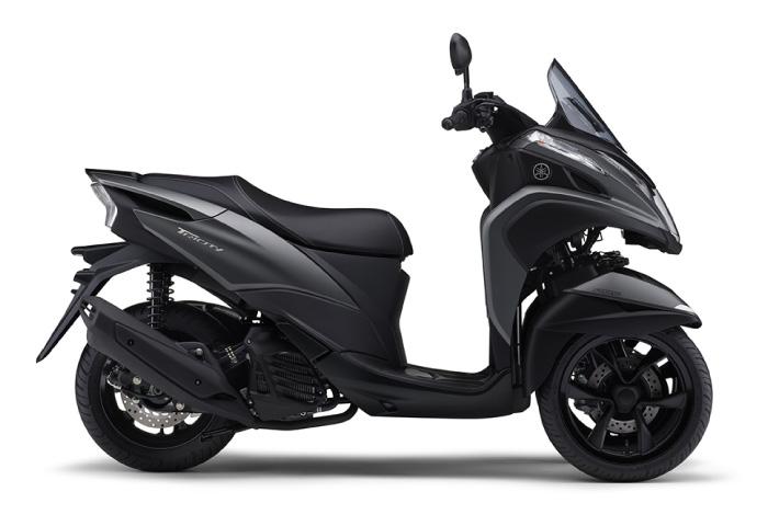 125cc バイク トリシティ