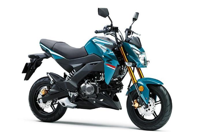 125cc バイク Z125