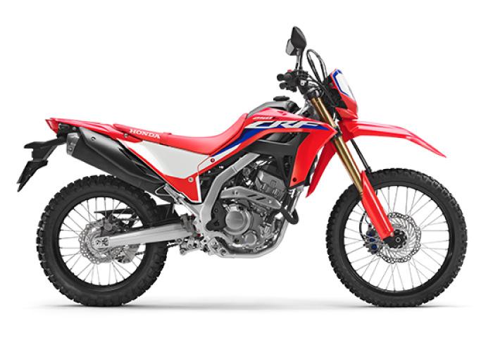 250cc バイク CRF