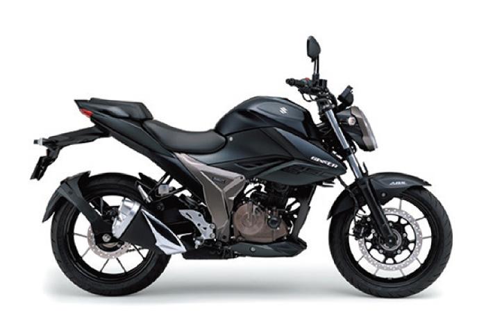 250cc バイク ジクサー