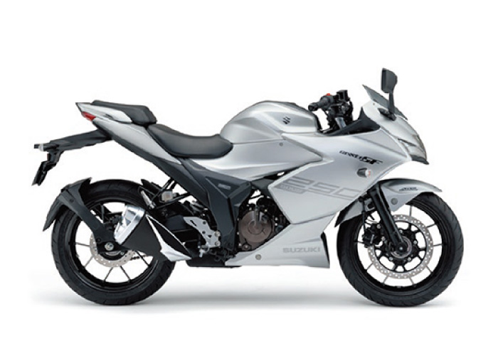 250cc バイク ジグサー