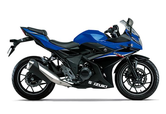 250cc バイク GSX250