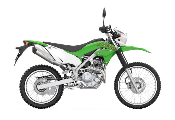 250cc バイク KLX250
