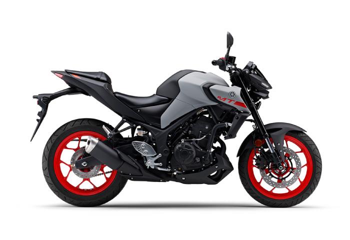 250cc バイク MT25