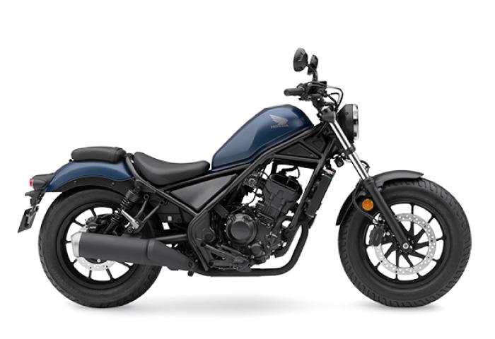 250cc バイク レブル