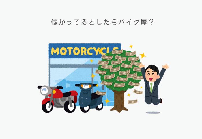 コロナ バイク屋 売上