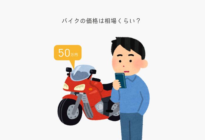 中古バイク 選び方 価格相場