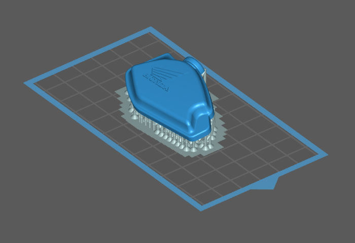 ELEGOOMARS 3Dデータ CAD