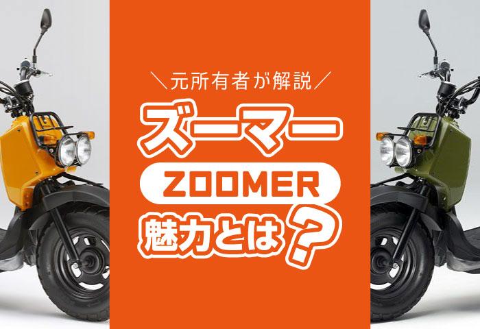 ズーマー zoomer とは?