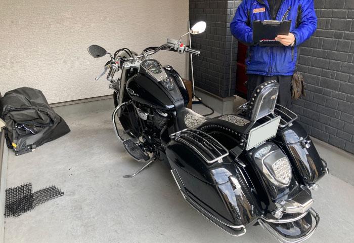バイクランド 査定 バイク
