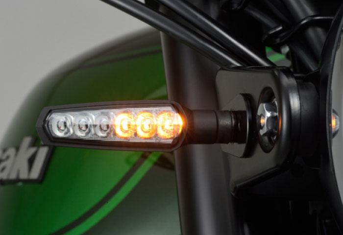 バイク カスタム LED